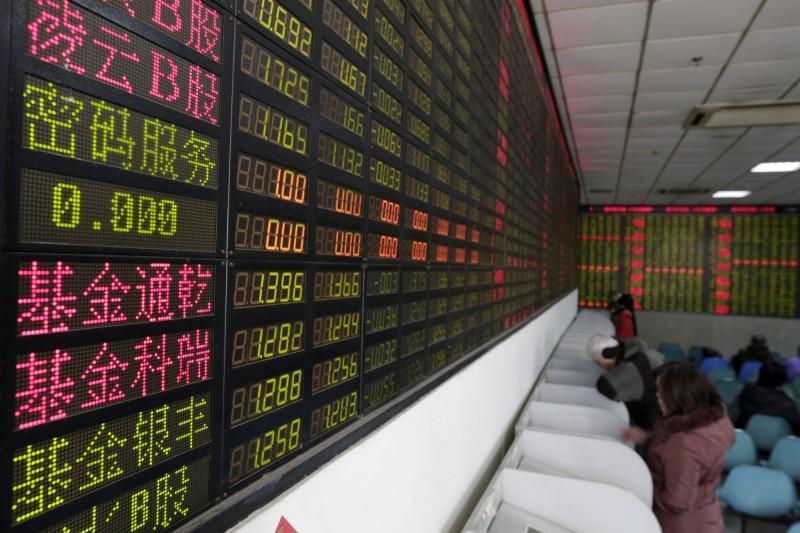 逾10天不漲不跌 貿易戰讓中國股市好茫然...