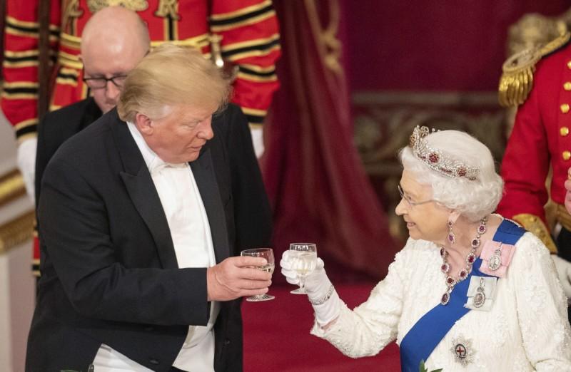 川普:英若擺脫歐盟 可與美簽大協議!