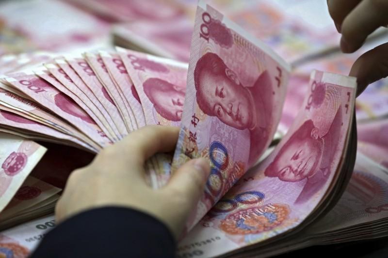 撐不住了?傳中國「棄守」人民幣7元關卡
