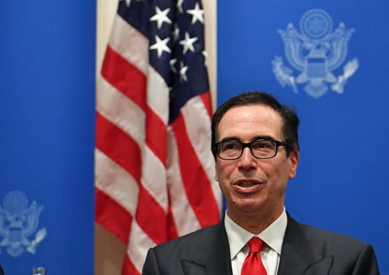 美財長:在G20川習會之前 不認為美中談判將有進展