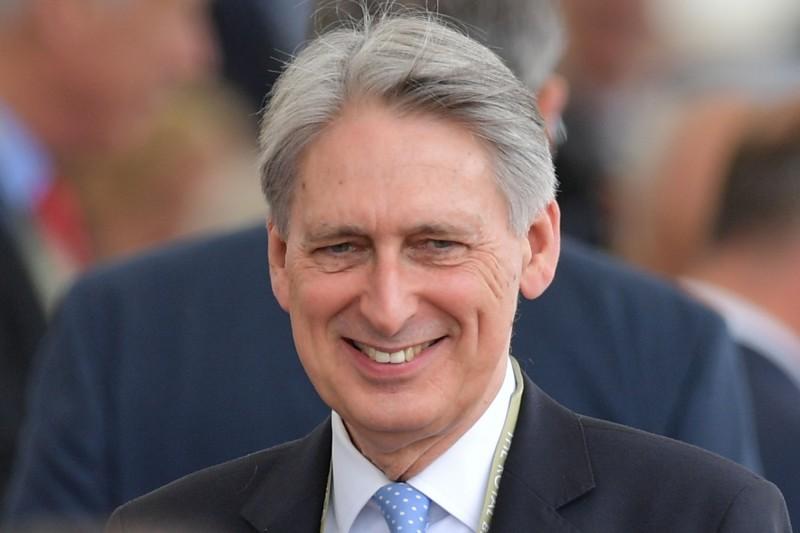無協議脫歐? 英財政大臣信心喊話:機會非常小