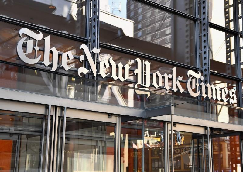 政治漫畫惹爭議!紐約時報:7月起停止出版社論漫畫