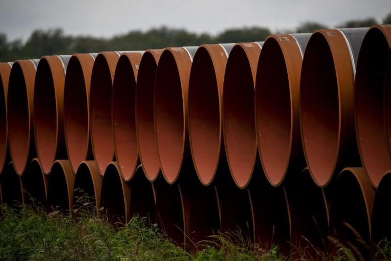 川普擬制裁俄德天然氣管道 防堵俄羅斯對東歐戰略