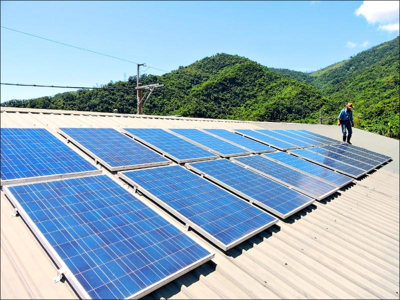 〈財經週報-綠電〉自己電自己發 40公民電廠發芽