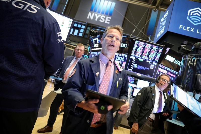 市場預估Fed將降息 科技股提振美股收漲