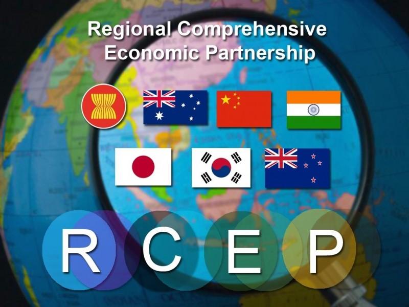 來陰的!中國提議RCEP排除印度