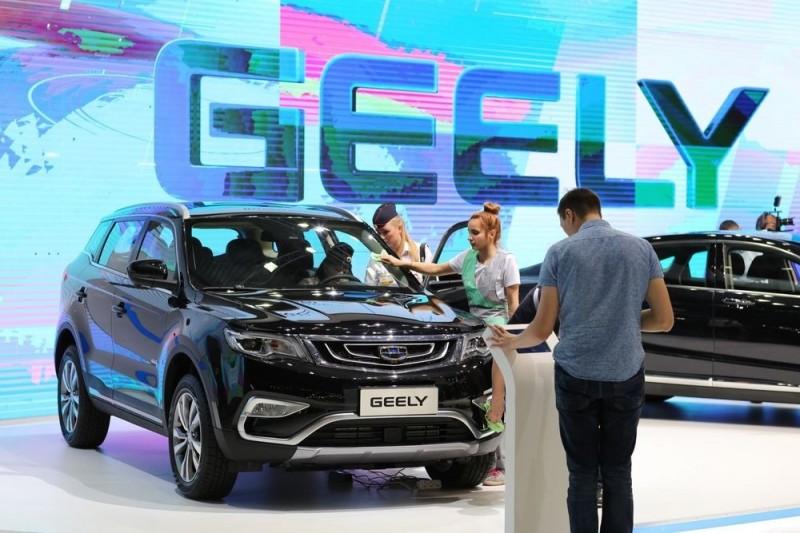中國吉利汽車動歪腦筋  要求員工減薪購車以消化庫存