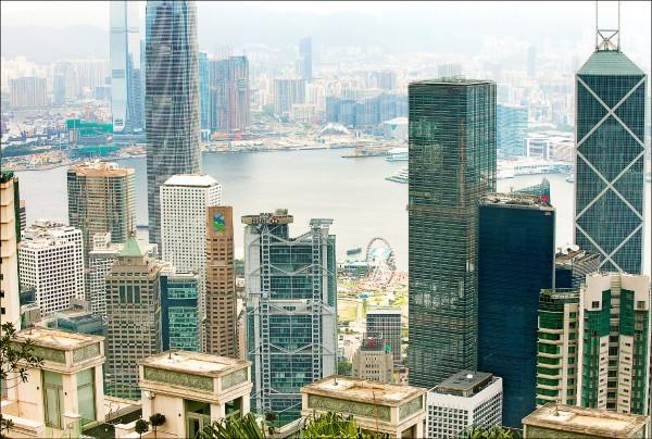 全球最貴商辦出爐!香港中環4年蟬聯「商辦租金王」寶座