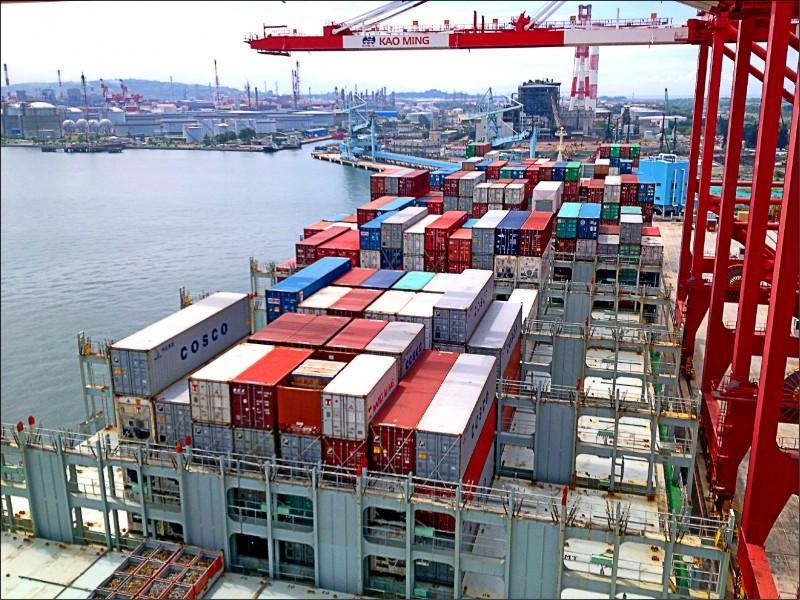5月景氣續亮黃藍燈 國發會:經濟緩中見穩