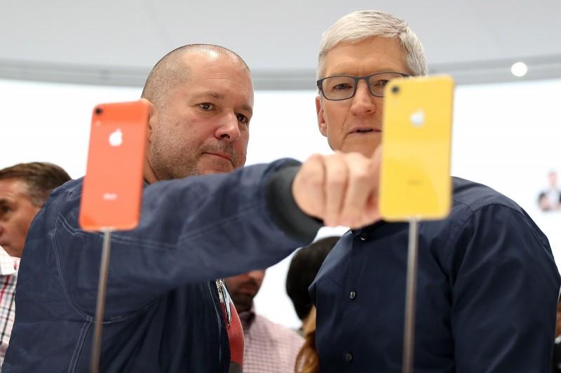 蘋果崛起大功臣 首席設計長Jony Ive離職