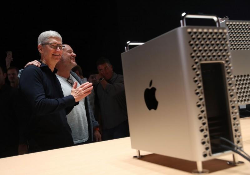 看好美中談和?傳蘋果新Mac Pro移往中國交由廣達生產
