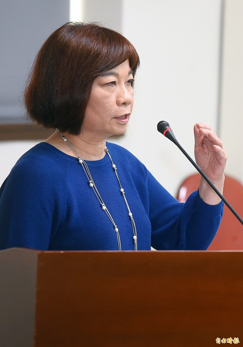 陳美伶:投資環境改善 國內投資率創七年新高