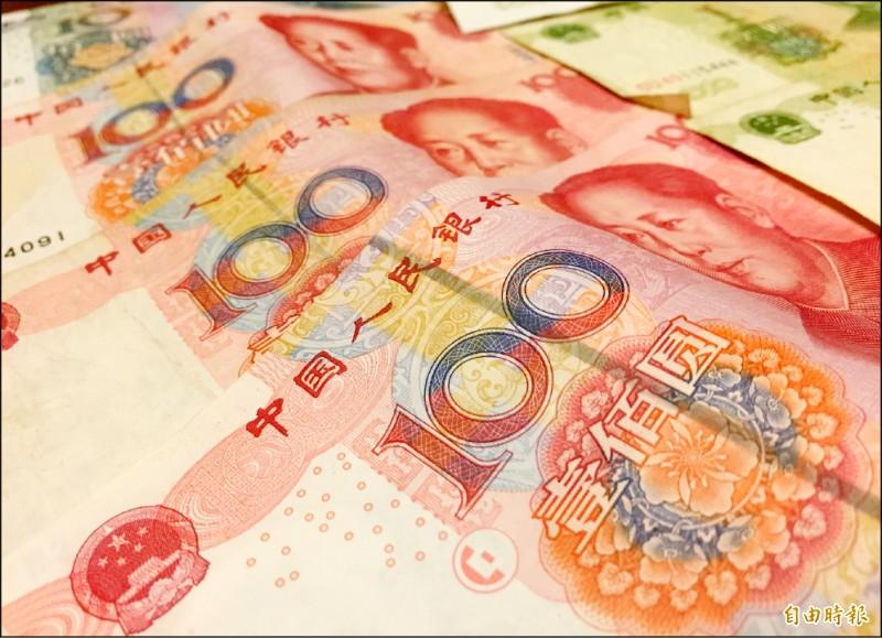 國銀中國分行獲利 5月大減35.2%