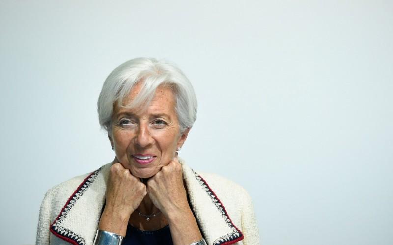 拉加德接掌歐洲央行 路透:可望提升ECB聲望