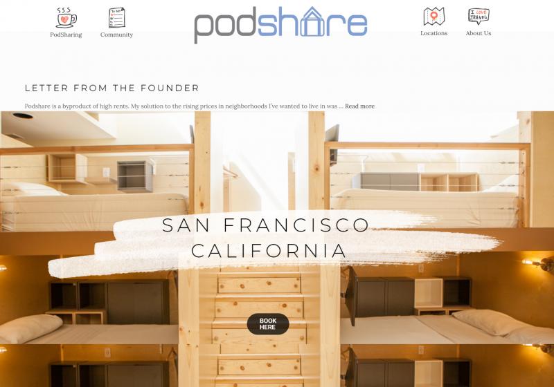 美國洛杉磯、舊金山只租「床位」就要3萬 而且毫無隱私