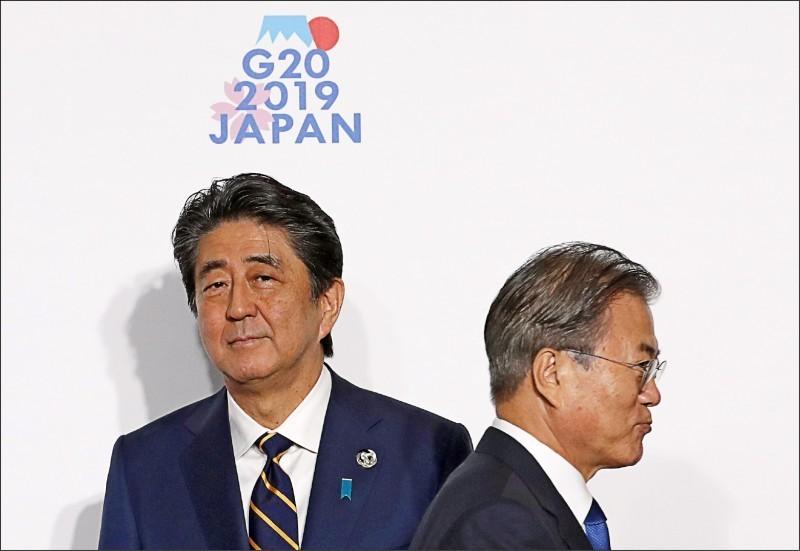 美專家:日韓關係惡化恐將削弱東北亞安全體系