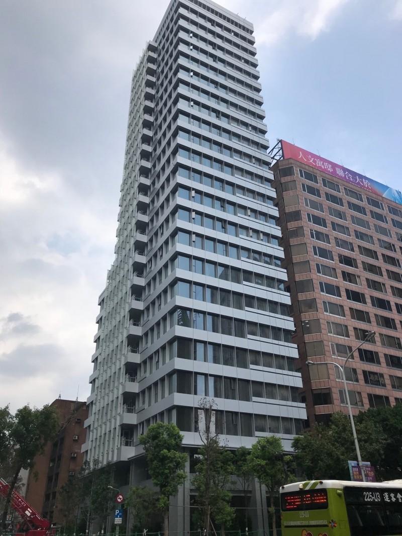 聯合報總部改建豪宅案首揭露  16樓每坪逾200萬