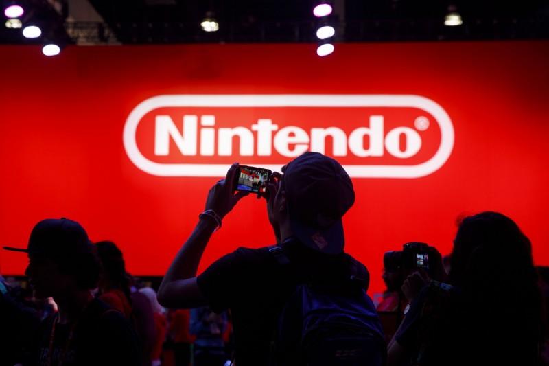 任天堂發佈Switch Lite 股價大漲逾3%