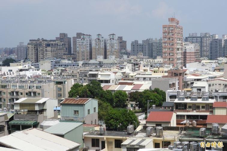 台南房產景氣哪裡最好 官方說法在這裡