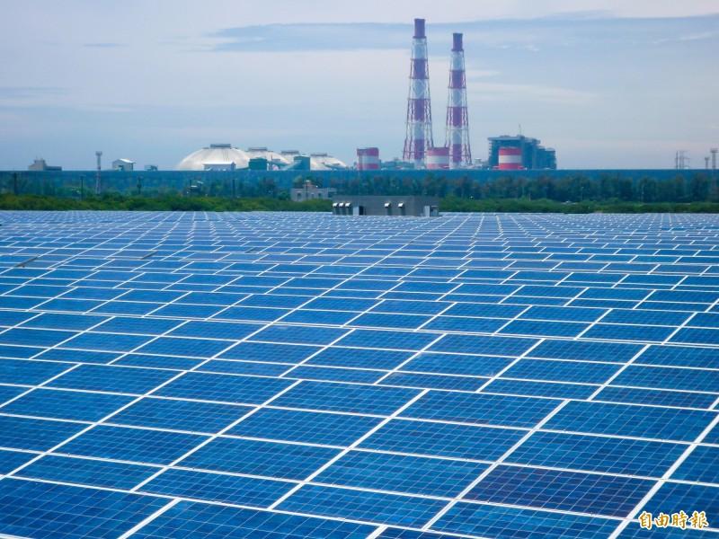 超狂!台積電自種綠電 估規模達核電廠等級