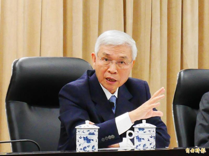 貨幣政策瀕臨極限 楊金龍:財政政策宜扮演更積極角色