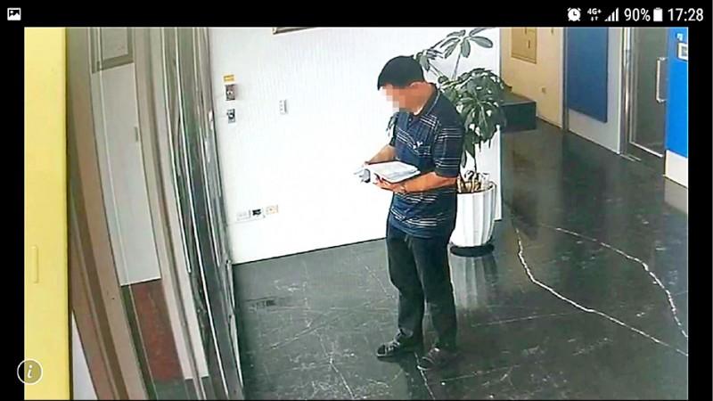 商業間諜竊機密 竹陞科技控警縱放