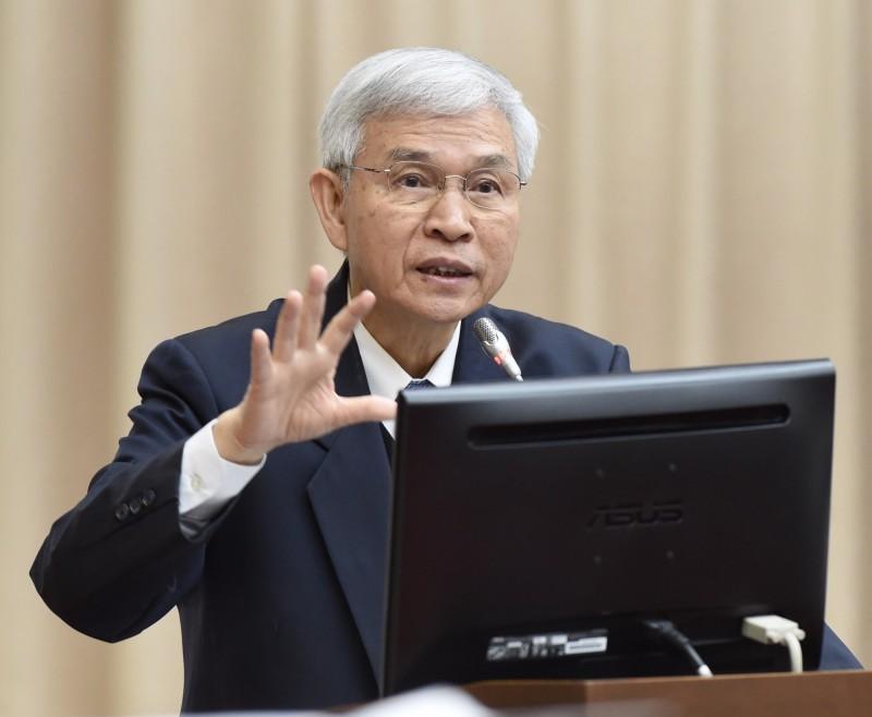 楊金龍指外資影響台幣走勢  暗示央行進場調節將成常態