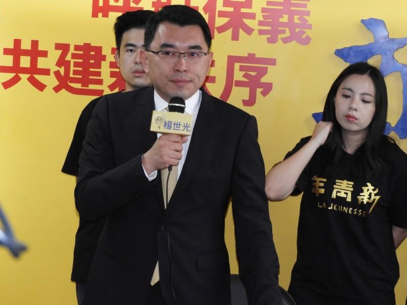 3名台灣分析師上海被拘留 新黨楊世光為該公司台柱