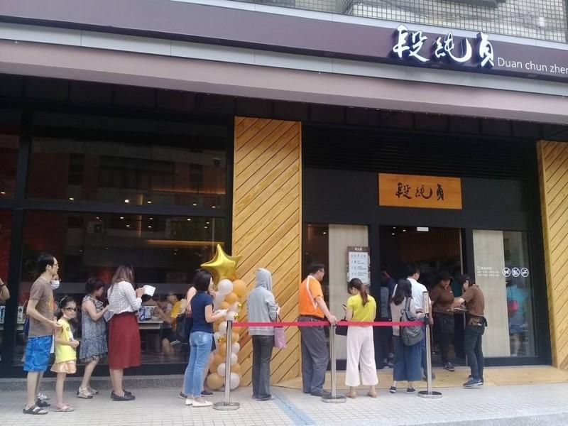 人氣牛肉麵「段純貞」,10月插旗香港