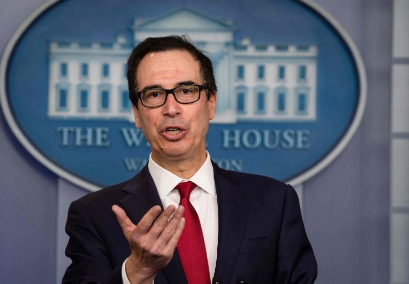 美財長:若本週「部長級」通話獲進展 將前往北京貿談