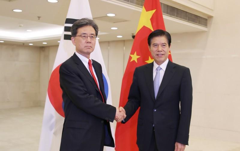 中韓自貿協定 明展開第二階段第5輪談判