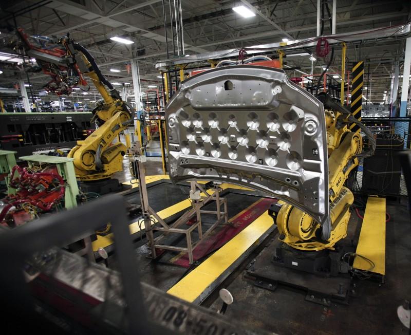 美6月工業生產持平  產量連續第2季下降