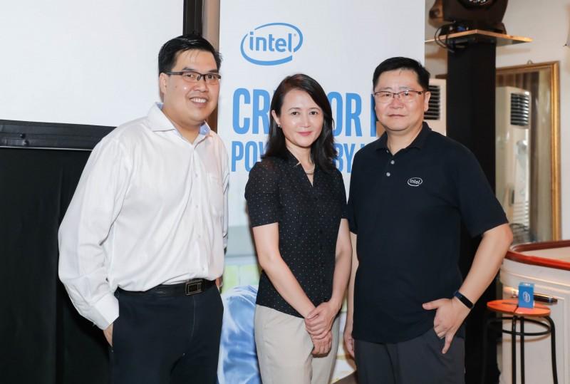 電競之後的新藍海 英特爾攜手PC品牌強打創作者電腦