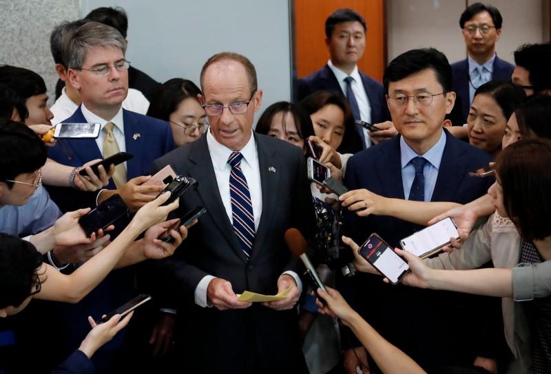 日韓貿易戰》美國務院亞太助卿:盡力協助化解日韓爭端