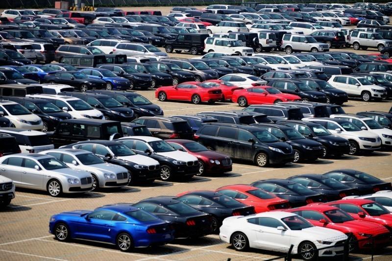 上半年全球汽車銷量大減 僅巴西逆勢成長