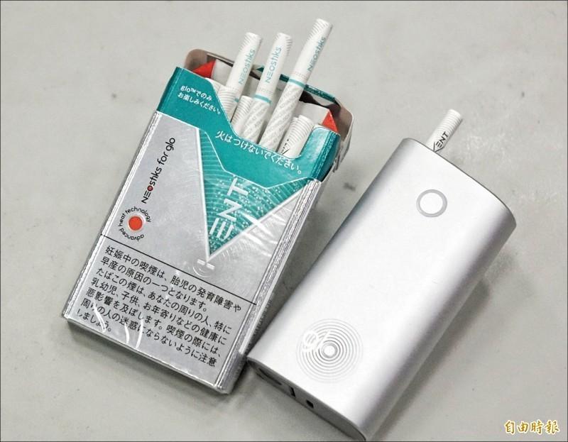 衛福部否決開放加熱菸 業者盼參照英美日先進國家