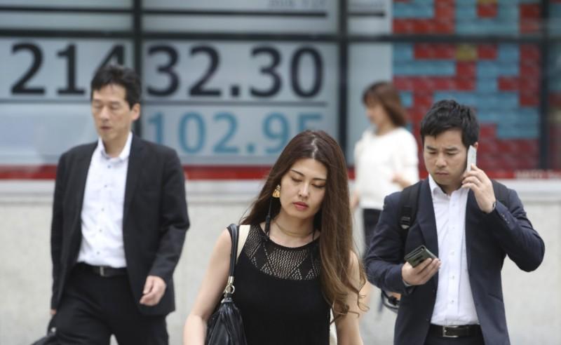 亞洲經濟連敲警鐘  亞股普遍下挫、日股大跌近2%