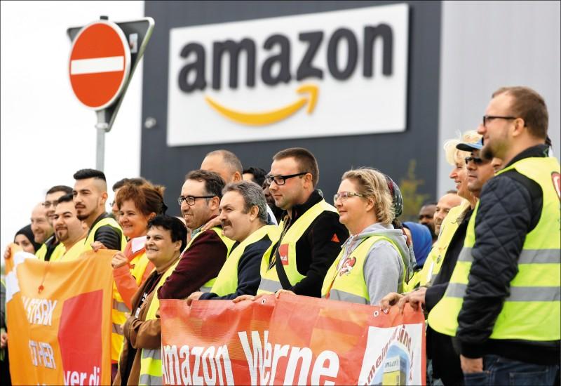 國際現場》濫用客戶資訊 歐盟查亞馬遜反壟斷