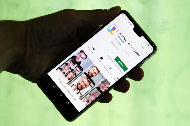 「老臉」App爆隱私疑慮 FaceApp發聲明喊冤