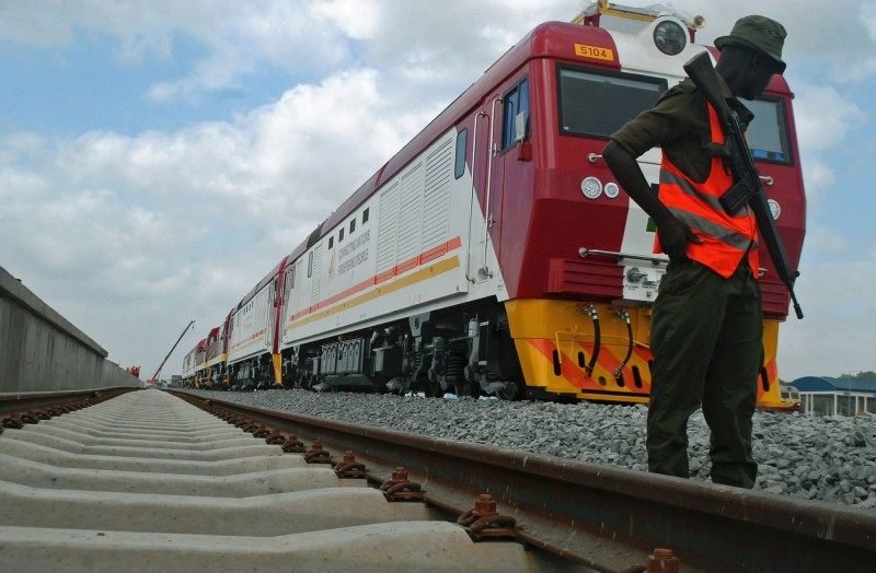 一帶一路收緊資金!中在肯亞建1條「無處可通」鐵路