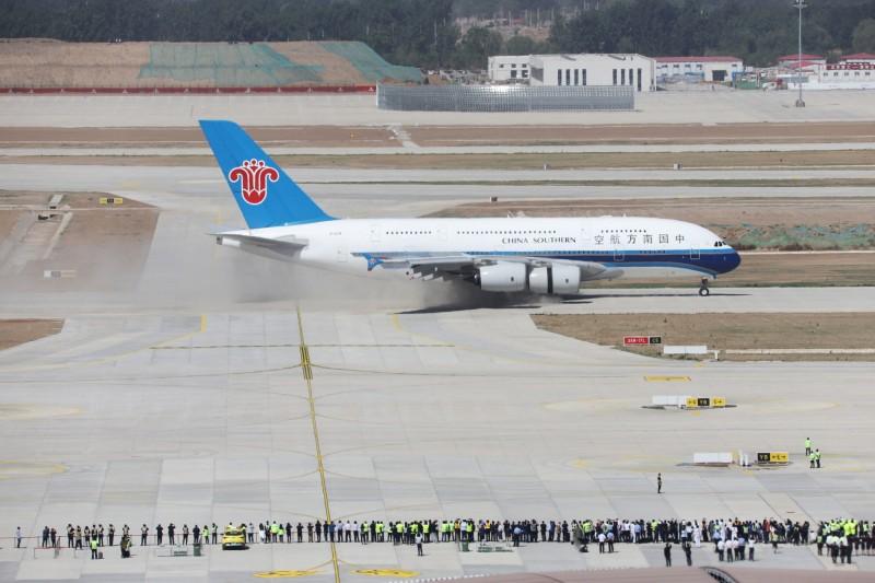 一帶一路有「空援」?中國南航獲挹注逾1300億元