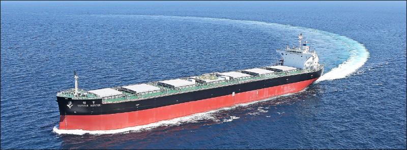〈財經週報-熱門族群〉BDI指數一個月大漲88% 散裝航運股下半年揚帆