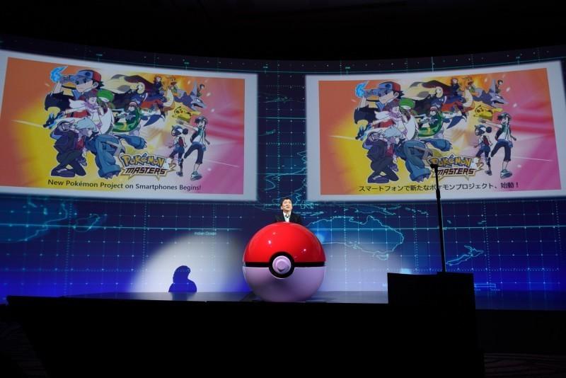 騰訊宣佈與寶可夢合作 將共同開發新遊戲