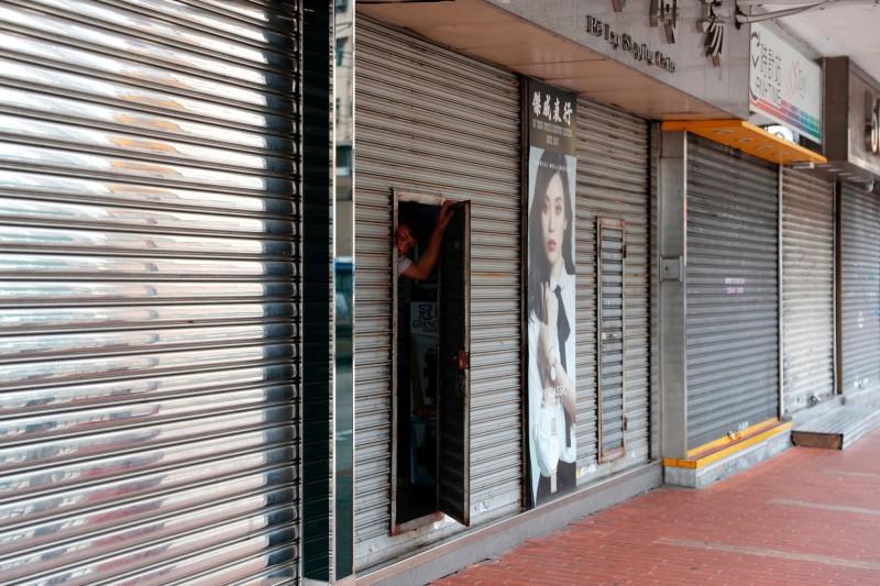 香港元朗區變死城?疑被黑道恐嚇9成商店關門