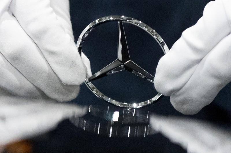 快變中國車? 中國車廠已擁賓士母公司15%股權