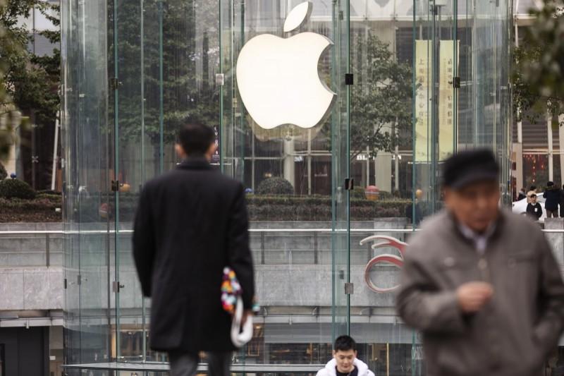 蘋果中國用戶忠誠度下滑 轉入「它」懷抱