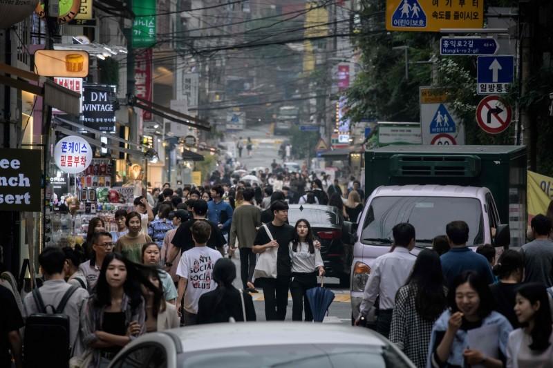 南韓女性正吹「不婚潮」  人口、經濟困境恐加劇