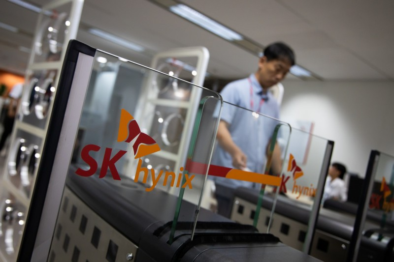 Q2獲利大減近9成 SK海力士擬調降DRAM產能