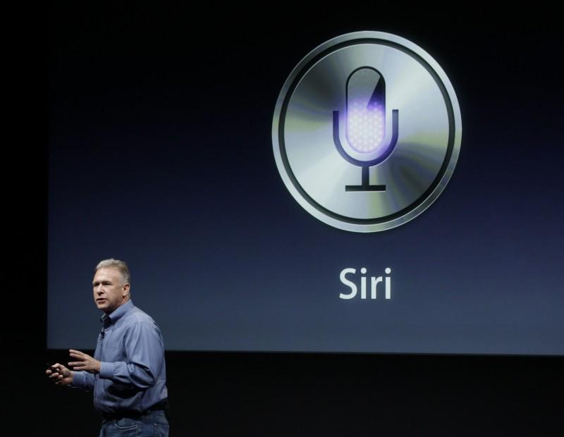 蘋果Siri爆洩露隱私 偷錄用戶敏感談話上傳第3方