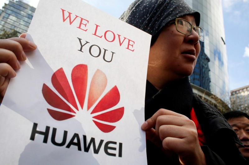 美國封殺後轉內銷 華為智慧型手機中國市佔率上升